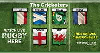 <h1>Six Nations Rugby</h1>