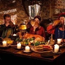 <h2>St Georges Day Medieval Feast</h2>