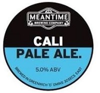 CRAFT BEER - Meantime - Cali Pale Ale