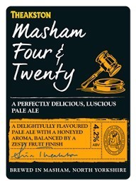 Theakston's - Masham Four & Twenty