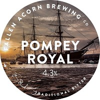 Falling Acorn Brewery - Pompey Royal