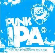 Brew Dog - Punk IPA Craft Beer