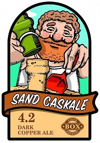 Box Steam Brewery - Sandcast Ale