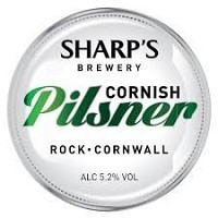 CRAFT LAGER Sharps - Cornish Pilsner