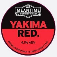 Craft Beer - Meantime Brewery - Yakima Red