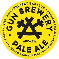 Gun Brewery - Project Babylon Pale ale