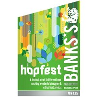 Banks Brewery - Hopfest